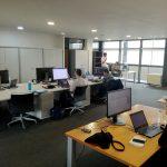 L'équipe TECHFIRM Portugal déménage dans ses nouveaux locaux !