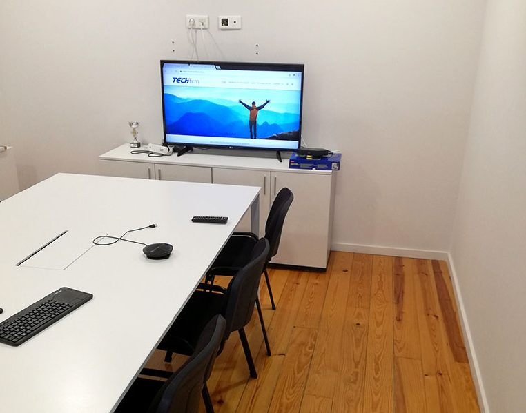 techfirm portugal new office