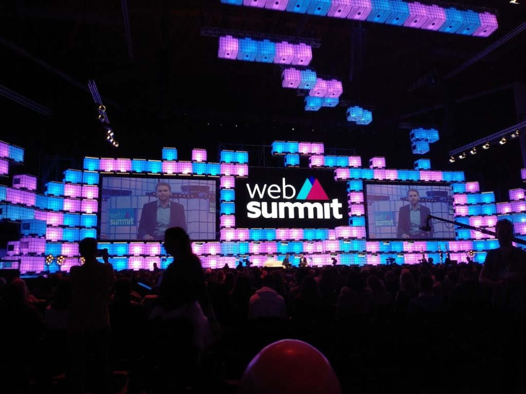 Time for Websummit!