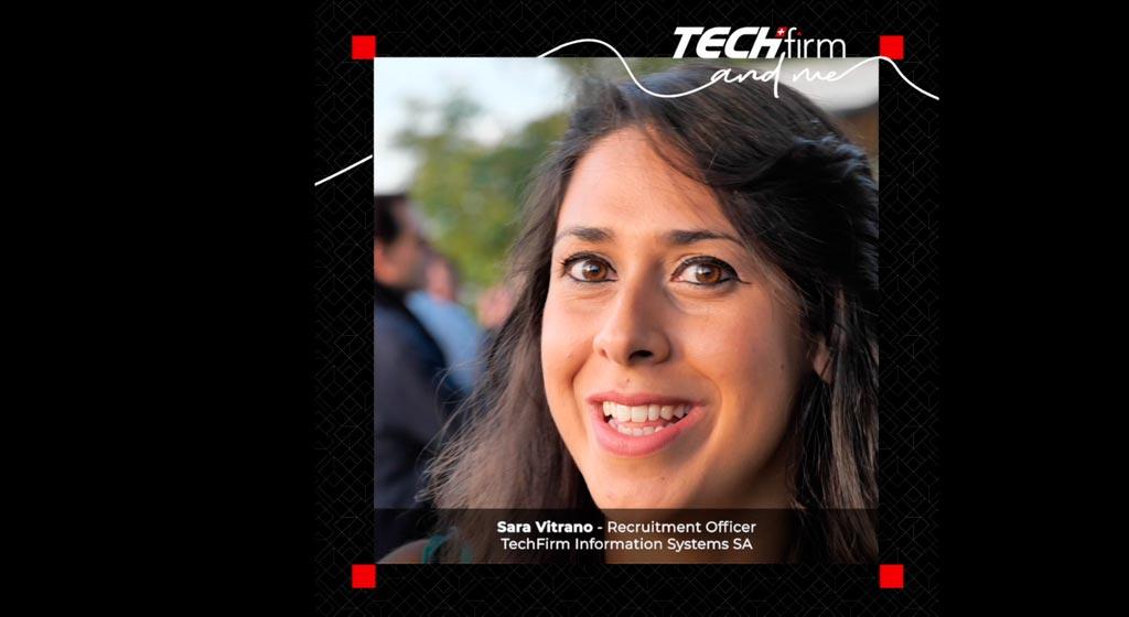 Tecfirm & Me : Sara Vitrano