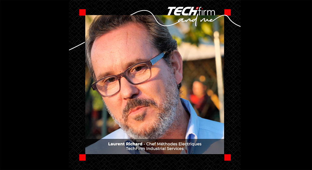 Techfirm & Me : Laurent Richard