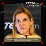 TECHFIRM & ME : ANNE LAURE MUSIAL